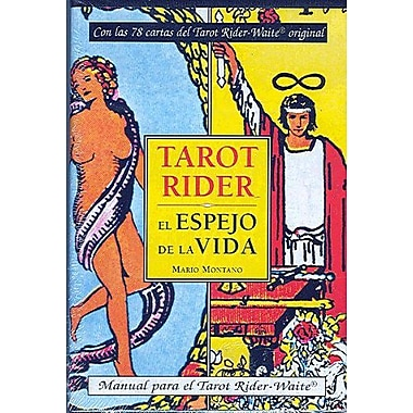 Tarot Rider Espejo de la Vida (estuche) (Spanish Edition), Used Book (9788489897489)
