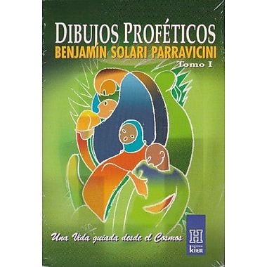 Dibujos Profeticos/ Prophetic Drawings: Benjamin Solari Parravicini (Horus) (Spanish Edition), Used Book (9789501702187)