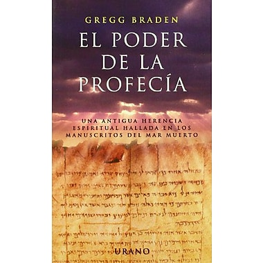 El Poder De LA Profecia (Spanish Edition), New Book (9788479534899)