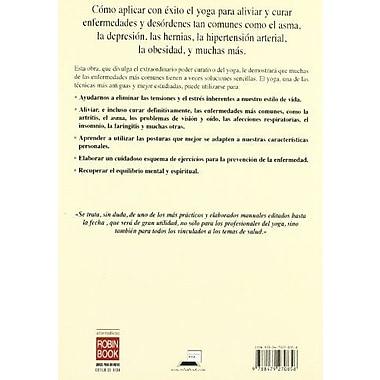 El Yoga Terapeutico (Spanish Edition), Used Book (9788479270858)