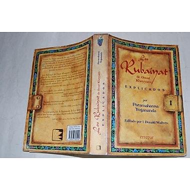 Rubainat de Omar Khayyam (Spanish Edition), New Book (9789507395192)