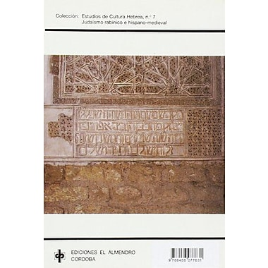 La Sinagoga (Estudios de cultura hebrea) (Spanish Edition), Used Book (9788486077631)