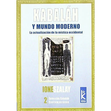 Kabalah Y Mundo Moderno (Kabalah Contemporanea) (Spanish Edition), Used Book (9789501739022)