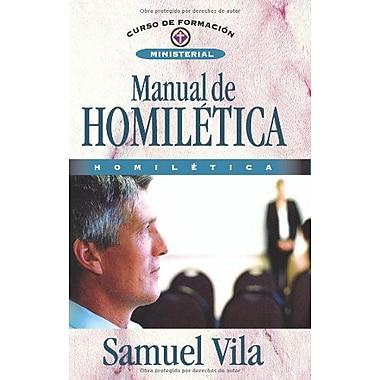 Manual de homilEtica (Spanish Edition) (9788472281257)