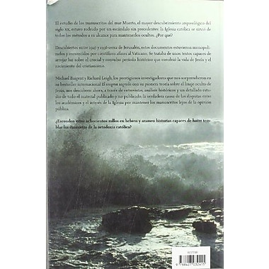 La Conspiracion del Mar Muerto (Spanish Edition), New Book (9788427032415)
