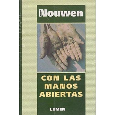 Con Las Manos Abiertas (Spanish Edition), Used Book (9789507248221)