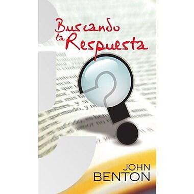 Buscando la respuesta (Spanish Edition) (9788496562042)