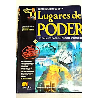Lugares De Poder (The Door to Mystery) (Spanish Edition), Used Book (9788497630139)