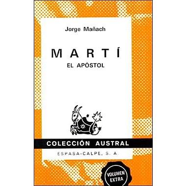 Marti El Apostol (Spanish Edition) (9788423902521)