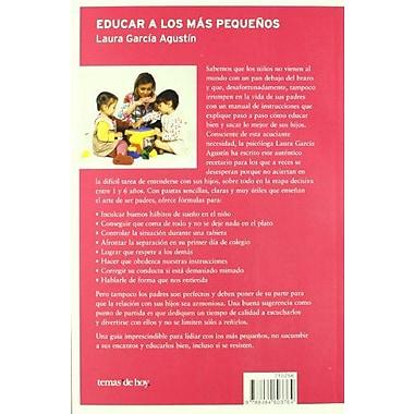 Educar a Los Mas Pequeqos (Spanish Edition), Used Book (9788484603764)