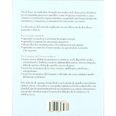 Qigong Para Ninos/ Qigong for Kids (Spanish Edition), New Book (9788497540872)