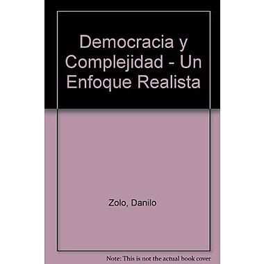 Democracia y Complejidad - Un Enfoque Realista (Spanish Edition), Used Book (9789506022952)