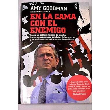 En La Cama Con El Enemigo (Spanish Edition), New Book (9788484603993)