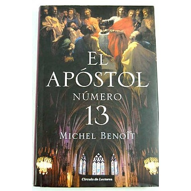 El Apostol Numero 13, Used Book (9788467225006)