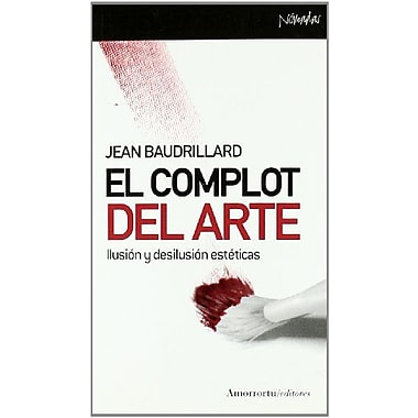 El Complot del Arte (Spanish Edition), Used Book (9788461090037)
