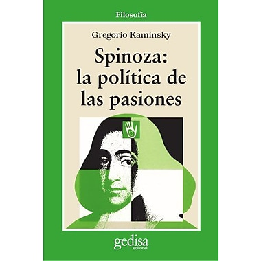 La política de las pasiones (Cla-De-Ma) (Spanish Edition), New Book (9788474327021)