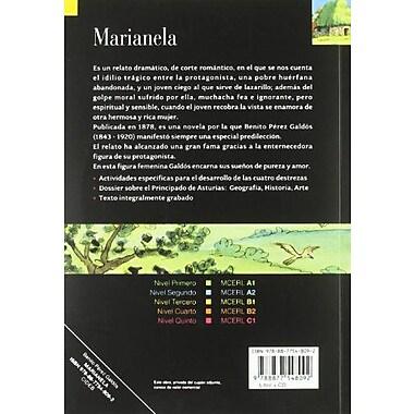 Marianela+cd (Leer y Aprender: Nivel Cuarto) (Spanish Edition), Used Book (9780821911129)