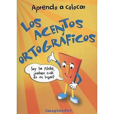 Aprendo A Colocar los Acentos Ortograficos (Spanish Edition), Used Book (9789507685101)