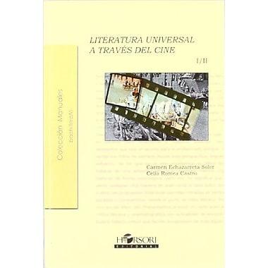 Literatura Universal A TravEs Del Cine (Spanish Edition), New Book (9788496108196)