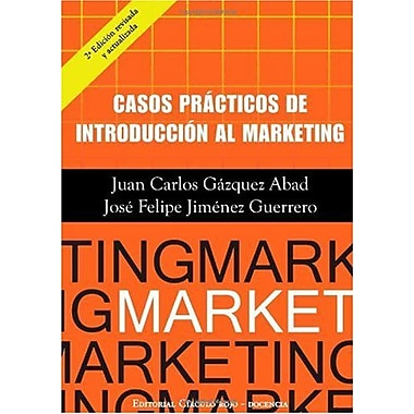 Casos PrActicos de Introducción al Marketing (Spanish Edition), Used Book (9788492849314)