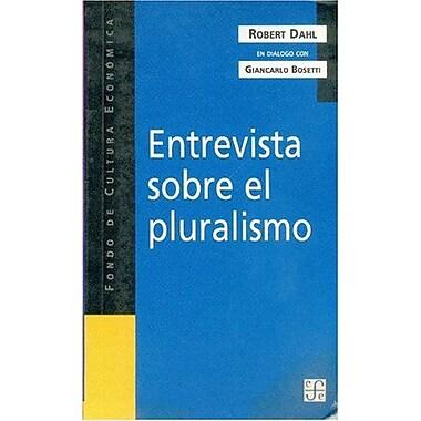Entrevista sobre el pluralismo (Spanish Edition), New Book (9789505575671)