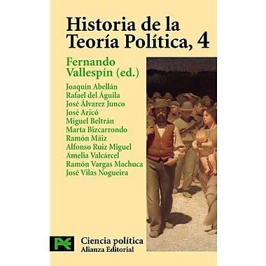 Historia de la teoria politica / History of Political Theory: Historia, progreso y emancipacion / His (9788420673073)