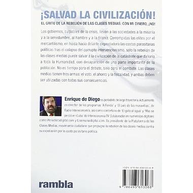 Salvad la Civilización! (Spanish Edition), New Book (9788493613068)