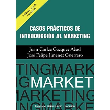 Casos PrActicos de Introducción Al Marketing (Spanish Edition), Used Book (9788499910697)