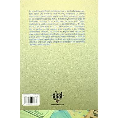 Teorias monetarias poskeynesianas / Post-Keynesian Monetary Theories (Economia Actual) (Spanish Edition), Used (9788446021858)