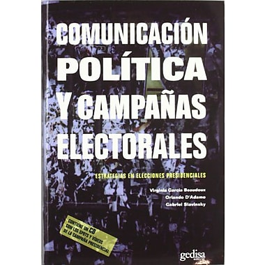 COMUNICACIÓN POLÍTICA Y CAMPAnAS ELECTORALES (Spanish Edition), Used Book (9788497841115)