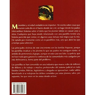 Latin King: Una vida sangrienta (Coleccion Barbaros/Testimonio) (Spanish Edition), New Book (9788495764478)