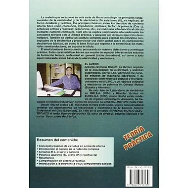 Principios de electricidad y electrónica. Tomo III. (Spanish Edition), New Book (9788426713339)
