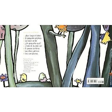 Que Llega El Lobo! / The Wolf Is Coming! (Luciernaga) (Spanish Edition), New Book (9788426350107)