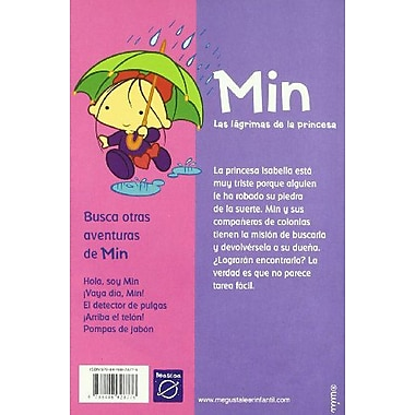 Las lagrimas de la princesa/ The Princess's Tears (Min) (Spanish Edition), New Book (9788448828776)