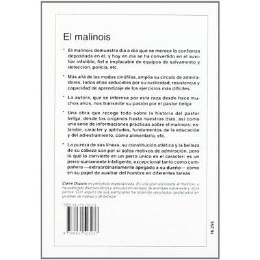 El Malinois (Perros de Raza) (Spanish Edition) (9788431523237)