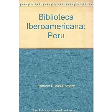 Biblioteca Iberoamericana: Peru (Spanish Edition), Used Book (9788420731094)
