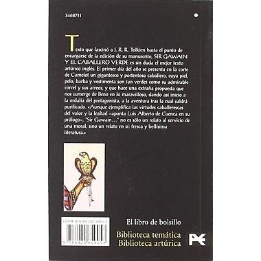 Sir Gawain y el caballero verde / And the Green Knight (El Libro De Bolsillo) (Spanish Edition), New Book (9788420659053)