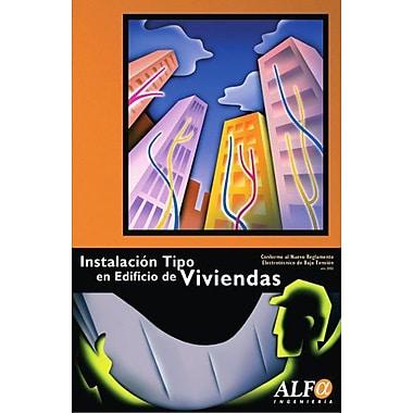 Instalación tipo en edificación de viviendas (Spanish Edition), New Book (9788493341237)