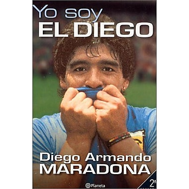 Yo soy el Diego, Used Book (9789504902287)