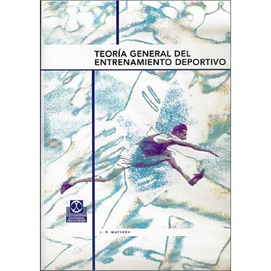 Teoria General del Entrenamiento Deportivo (Spanish Edition), New Book (9788480195041)