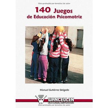 140 Juegos De Educación Psicomotriz (Spanish Edition), New Book (9788487520129)