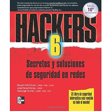 Hackers 6 (Spanish Edition), New Book (9786071502216)