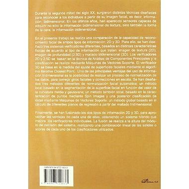 Biometría. Reconocmiento facial mediante fusión 2D y 3D (Spanish Edition), New Book (9788497729833)