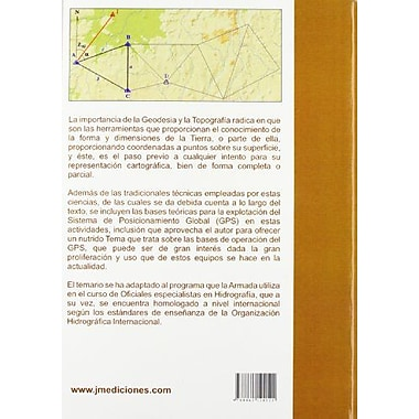 Geodesia y Topograf?a (Spanish Edition), New Book (9788461124121)