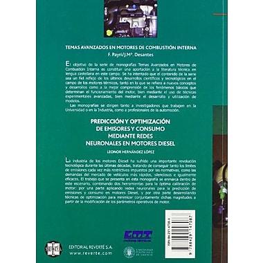 Predicción y Optimización de Emisiones y Consumo Mediante Redes Neuronales en Motores D (9788429147087)