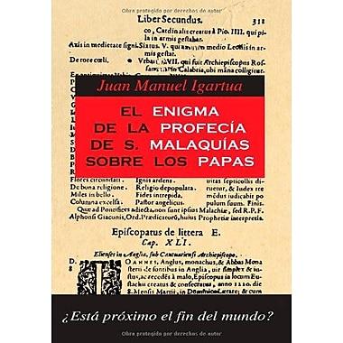 El Enigma de la Profecia de S. Malaquias Sobre los Papas (Spanish Edition), Used Book (9788470022029)