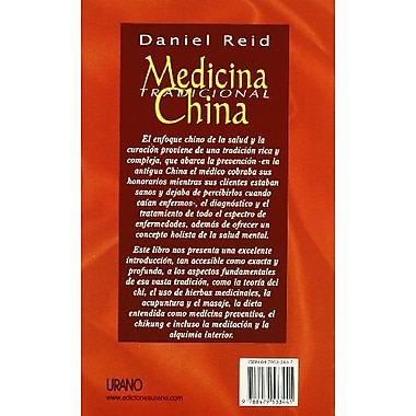 Medicina tradicional china (Spanish Edition), Used Book (9788479533441)