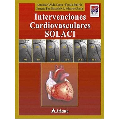 Intervenciones Cardiovasculares (Spanish Edition), New Book (9788573797480)