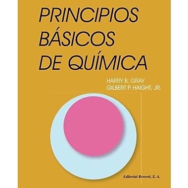 Principios bAsicos de Química (Spanish Edition), New Book (9788429172003)