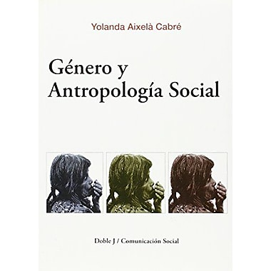 GEnero y Antropología Social (Spanish Edition), Used Book (9788493326548)
